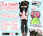juliana reference sheet   OUTDATED / REMAKING