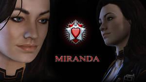 Miranda Lawson Wallpaper 06