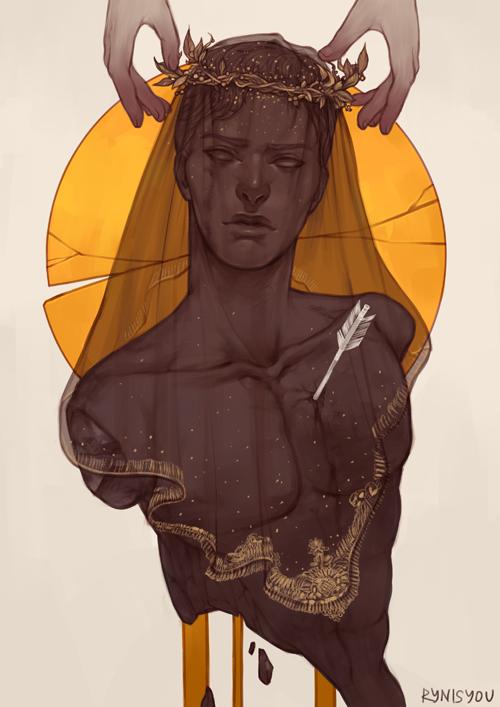 Fallen Prince by rynisyou