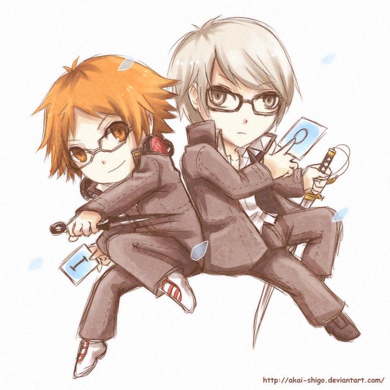 partners by akai-shigo