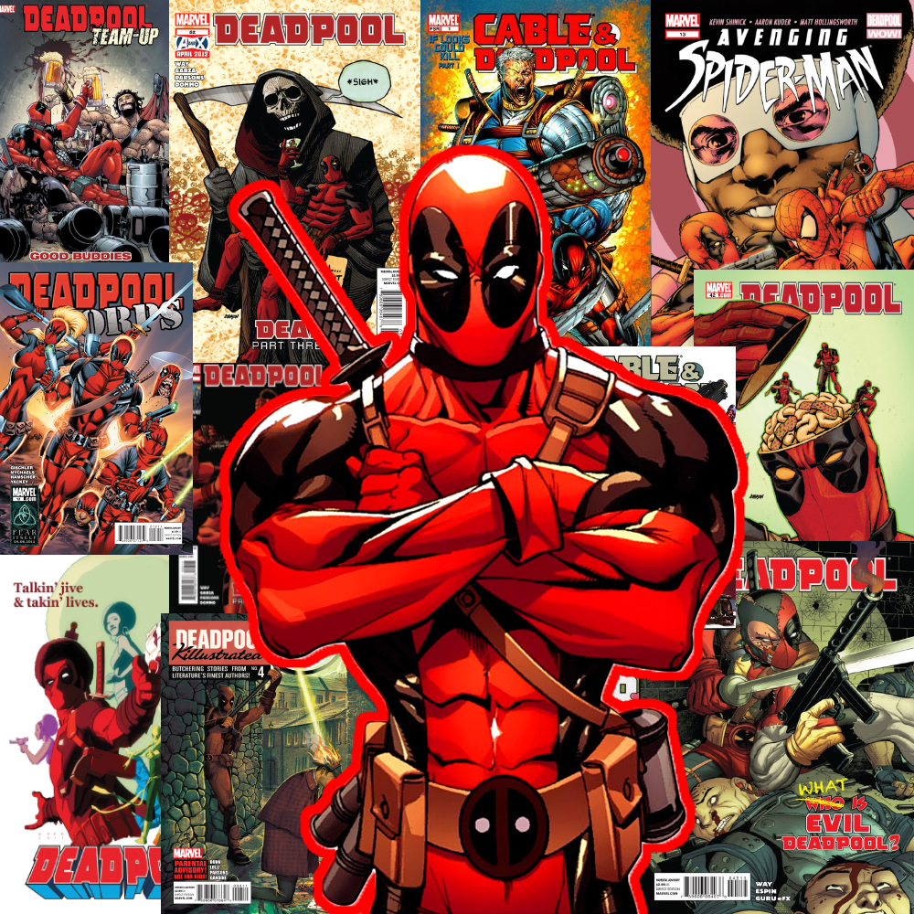 Deadpool Custom Wallpaper 1st Edit. by UndeadPixelArmy