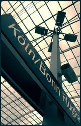 Koln-Bonn Flughafen by yuorme