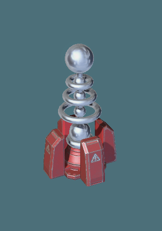 Tesla coil in SC2 editor (unfinished) by DelphiniumKey