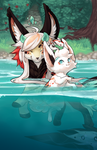 [g] Spring Swimming Lesson