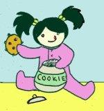 cookies by ikklesammy
