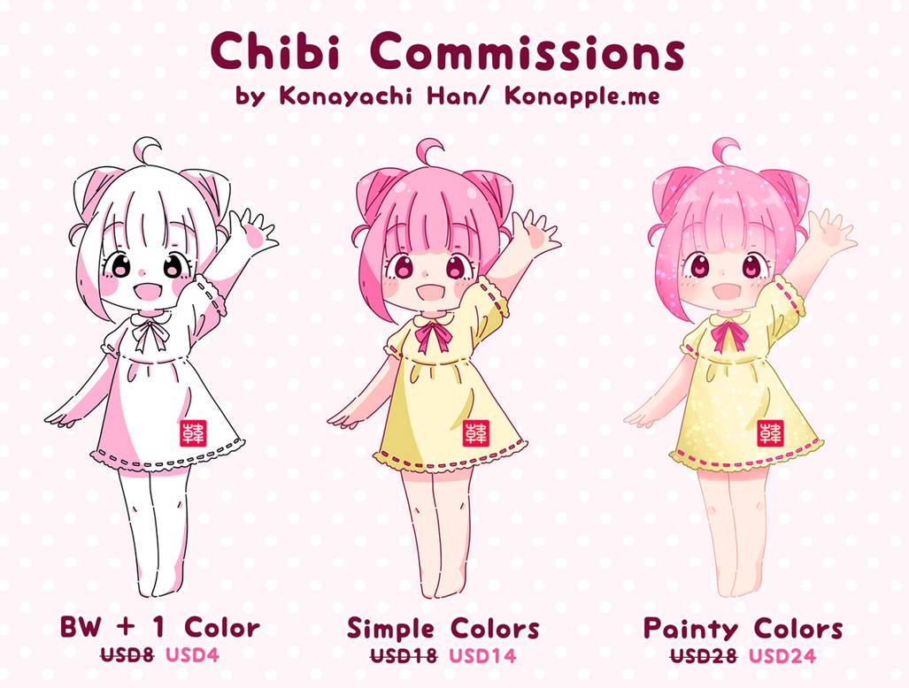 Sample Chibi by konayachi
