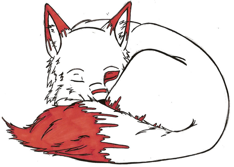wolf drawing wings colored Animated Wolf Wings  Free Photos