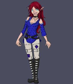 Inquisitor Pandora