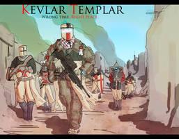 Kevlar Templar by CrisisOmega