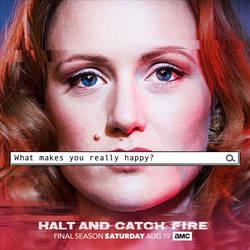AMC | Halt and Catch Fire | Design