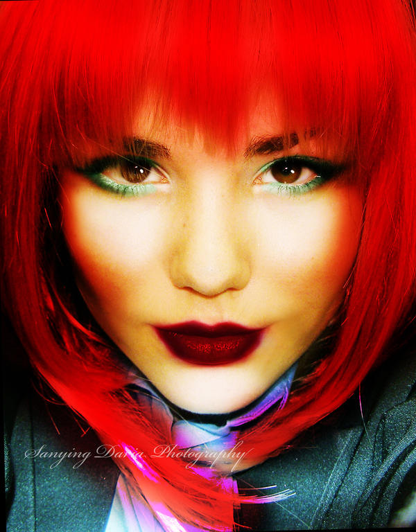 Consider, that Daria redhead 2009 can
