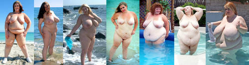 Well rounded women at the water by EnergyToBeauty