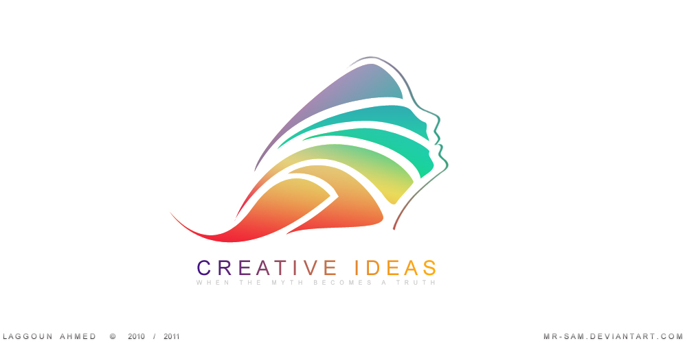 Creative Logo Ideas | Joy Studio Design Gallery - Best Design