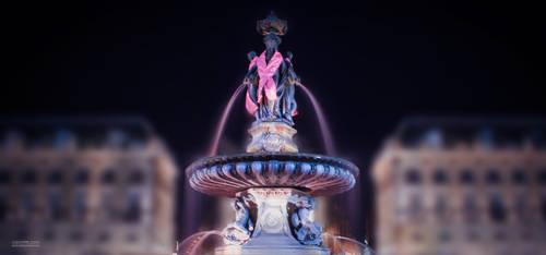 Bordeaux -Place de la Bourse