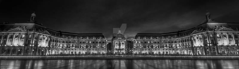 Miroir d eau - Bordeaux