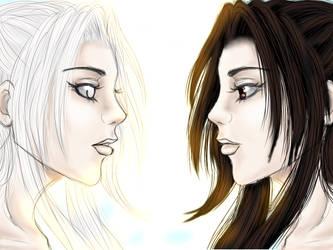 Chaos Sisters by Vivid-K