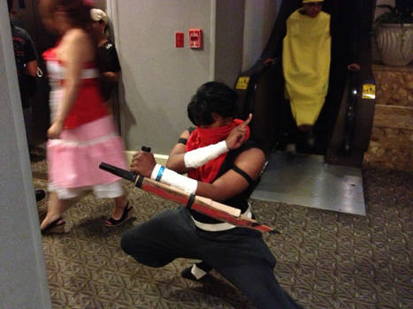 Shadocon 2012: Strider Hiryu