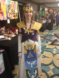 Shadocon 2012: Princess Zelda