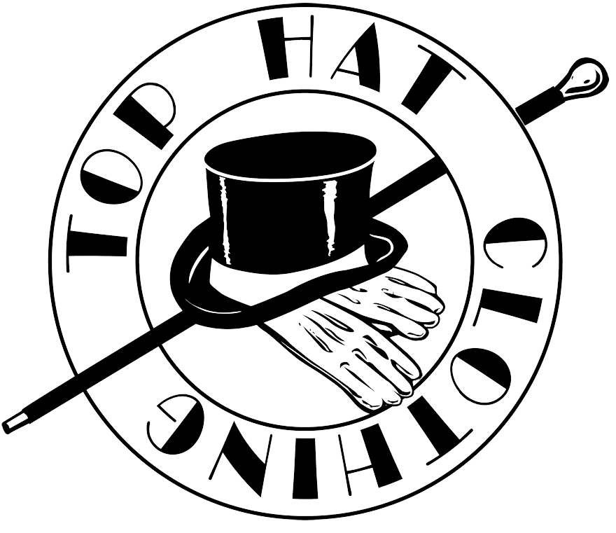 Top hat clothing logo by jeramiah327 on deviantart for Hats and shirts with company logo