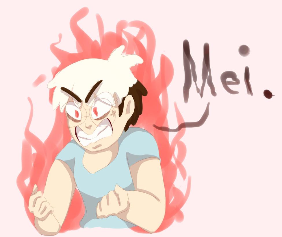 My Feelings about Mei. by TheGeniusAmadeus