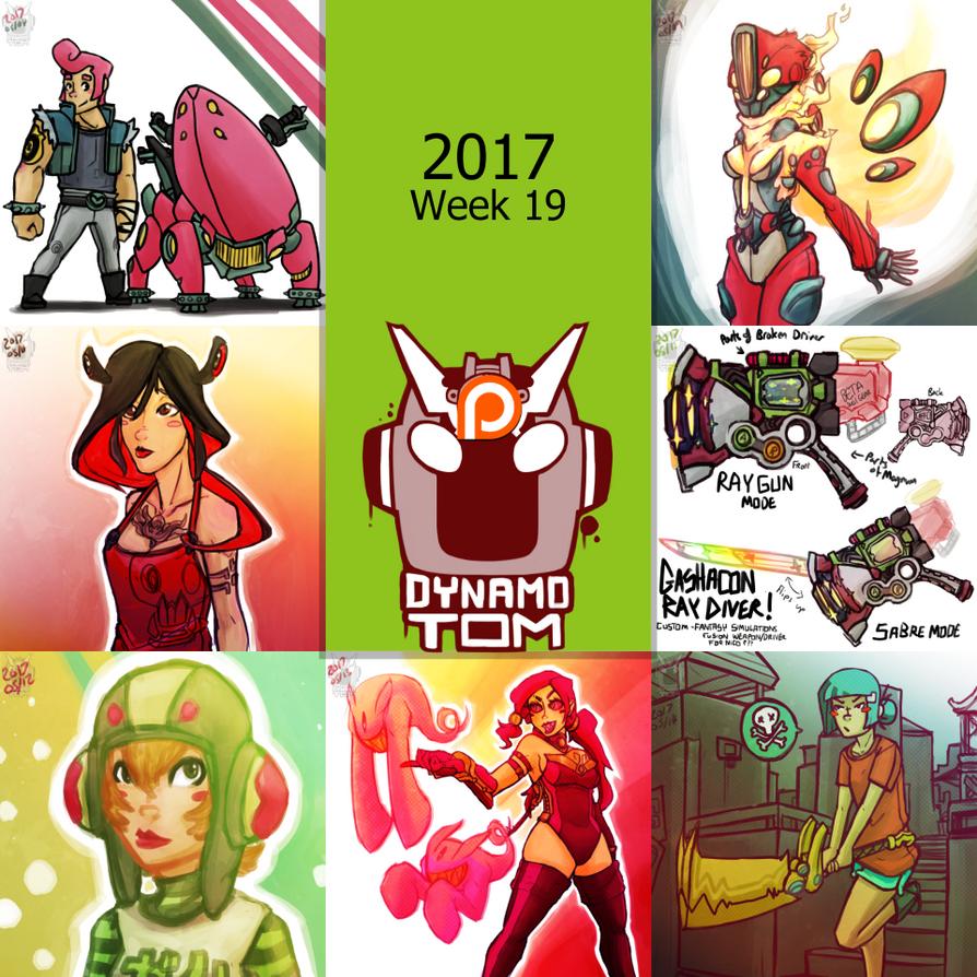2017wk19 by DynamoTom