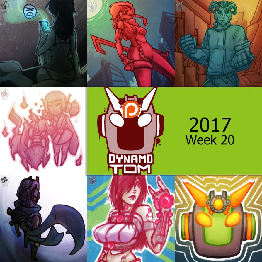 2017wk20 by DynamoTom
