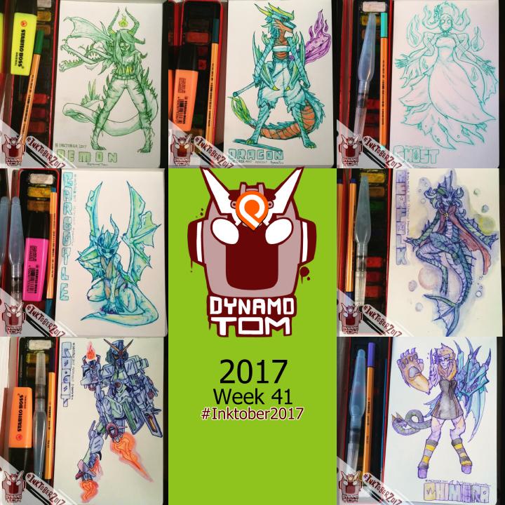 2017wk41 by DynamoTom