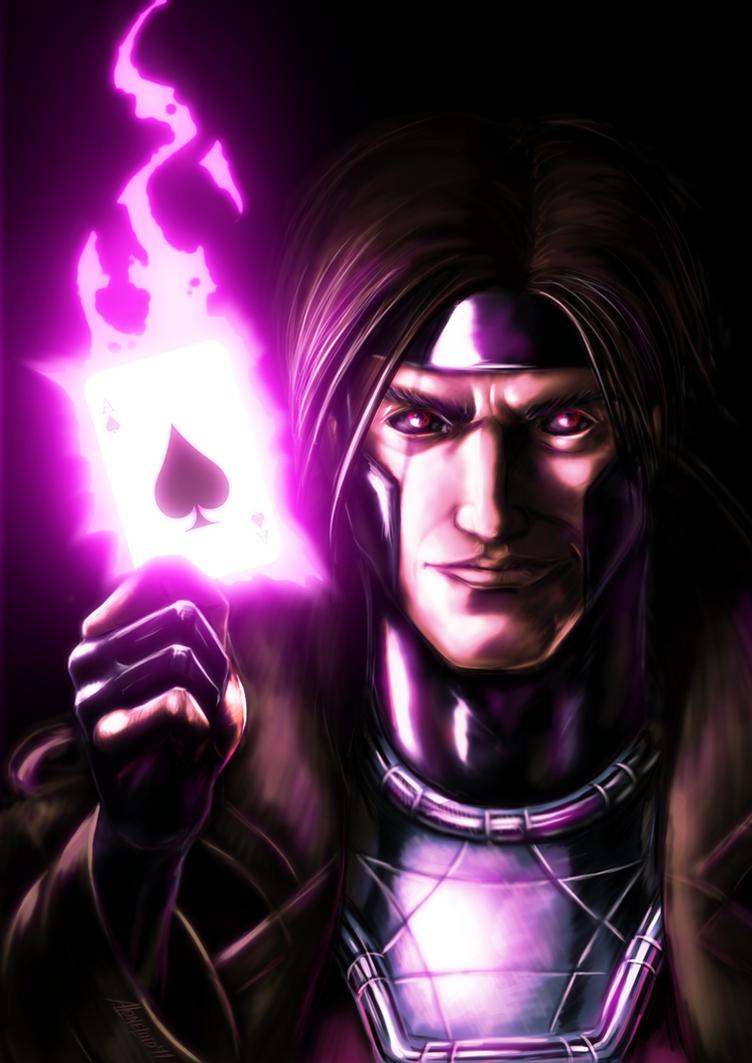Cool Wallpaper Gambit X Men  WallpaperSafari