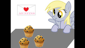 Derpy Hooves's ''Muffins''