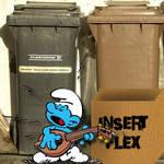 Will Smurf for Flex Logo