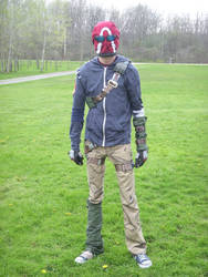 Borderlands 2 Marauder Suit by MeMrGrunt