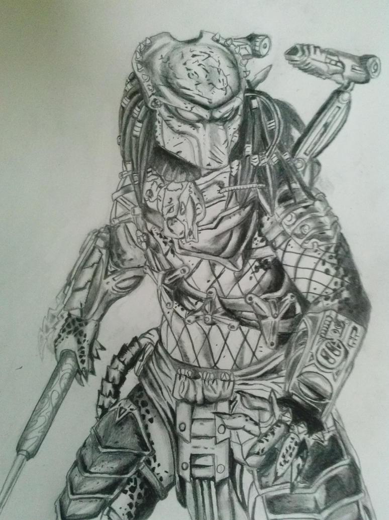 Predator Wolf by hellheaven17 on DeviantArt