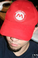 Mario Bros. Plumbing Hat by robertllynch
