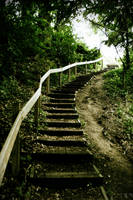 Stairway of Enlightenment by robertllynch
