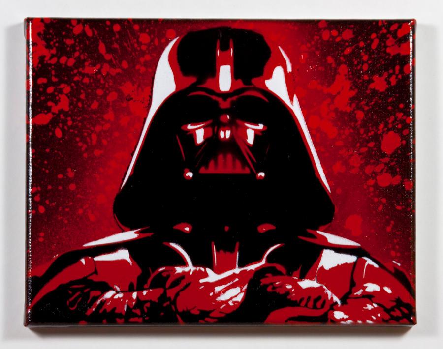 Vader by robertllynch