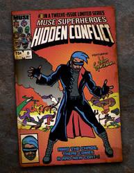 Hidden Conflict Cover Mockup