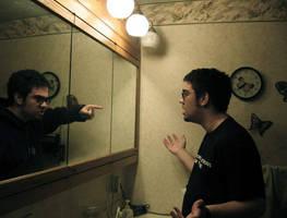 Self Critic by robertllynch