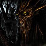 Evil Tree by AntonRosovsky