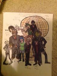 The animated mafia draft 1