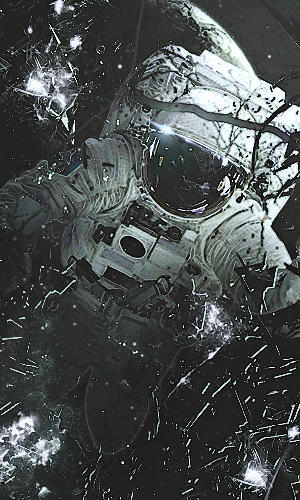 any astronaut lost in space - photo #15