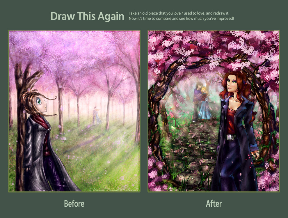 Drawing again by ksenyan