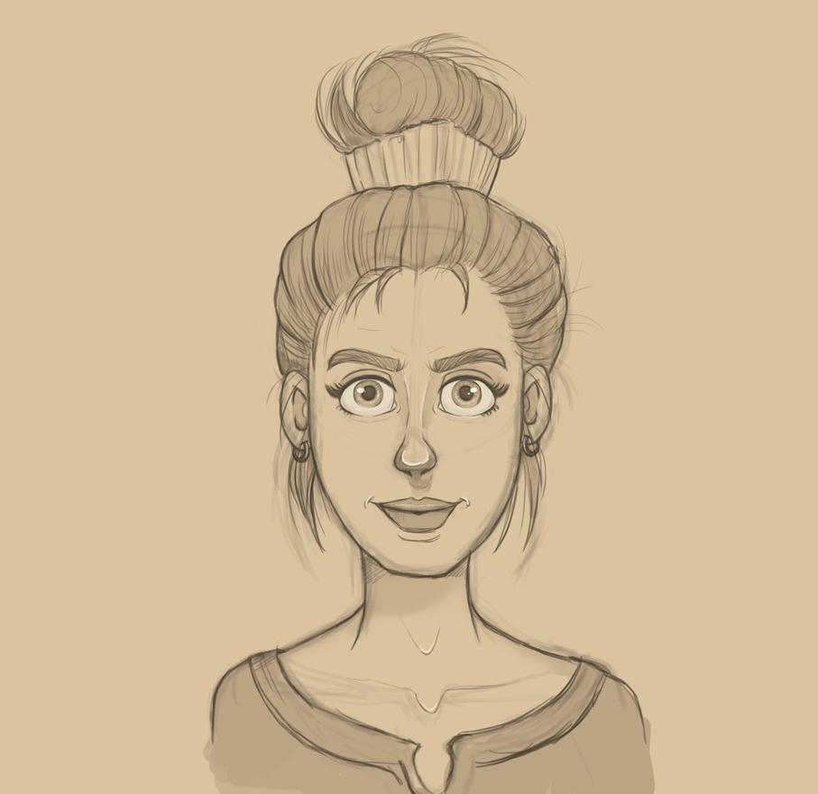 Sketch do dia! by patione