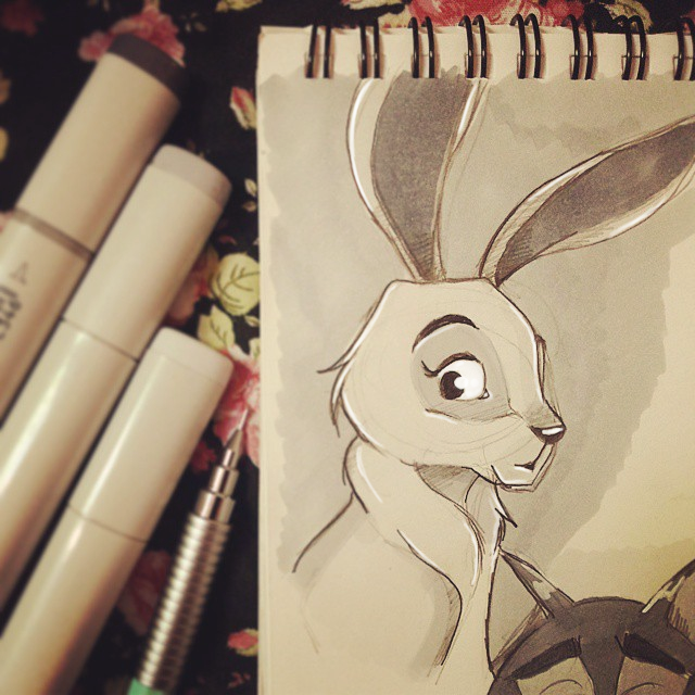 Bunny! by patione