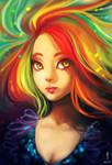 Ze Goddess of Colour