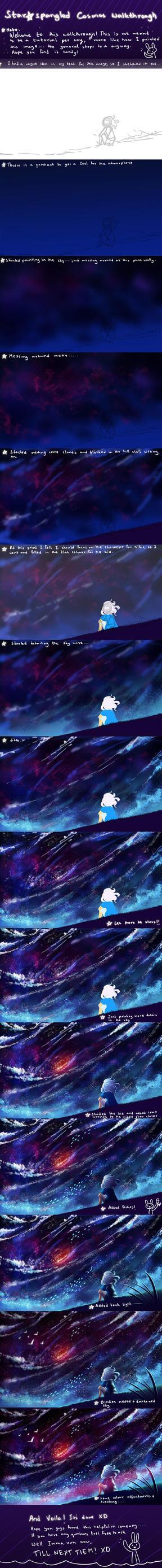Star Spangled Cosmos - Walkthrough by Noxmoony