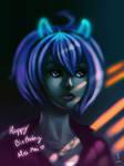 Happeh Birthday Mei Mei!! by Noxmoony