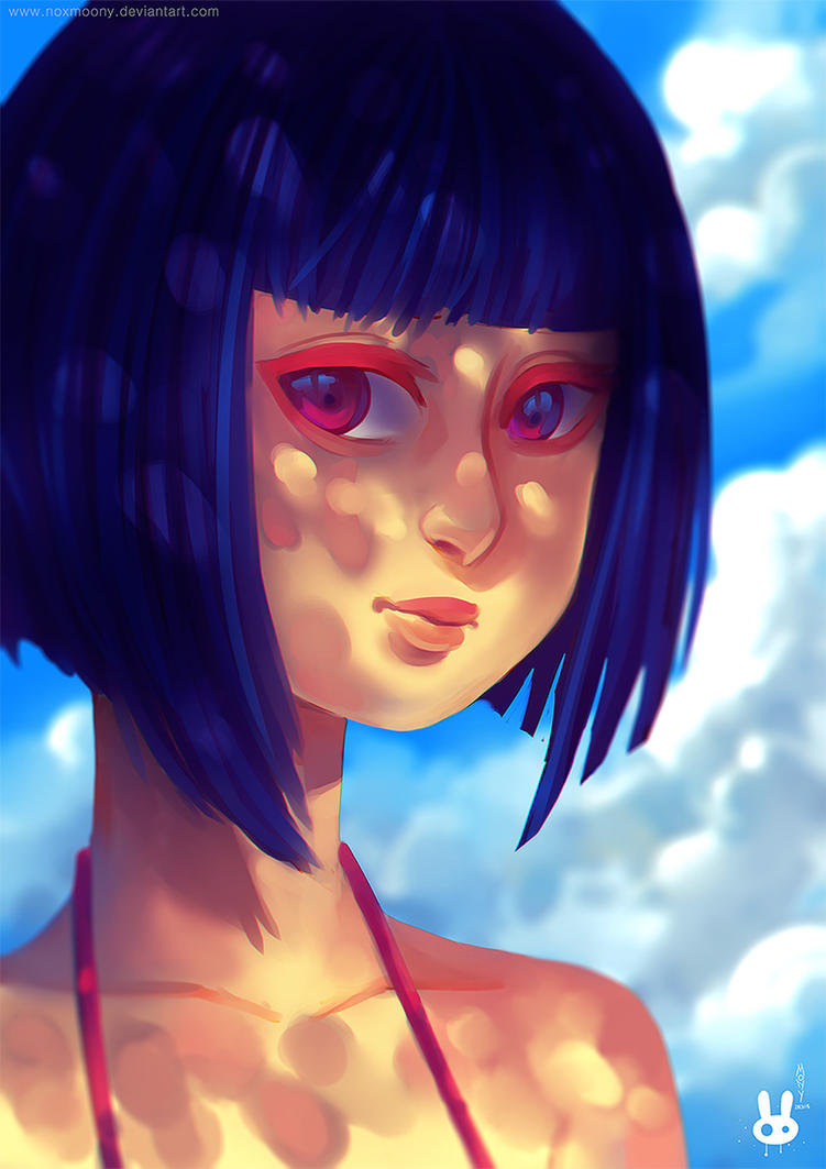 Summer Shade by Noxmoony