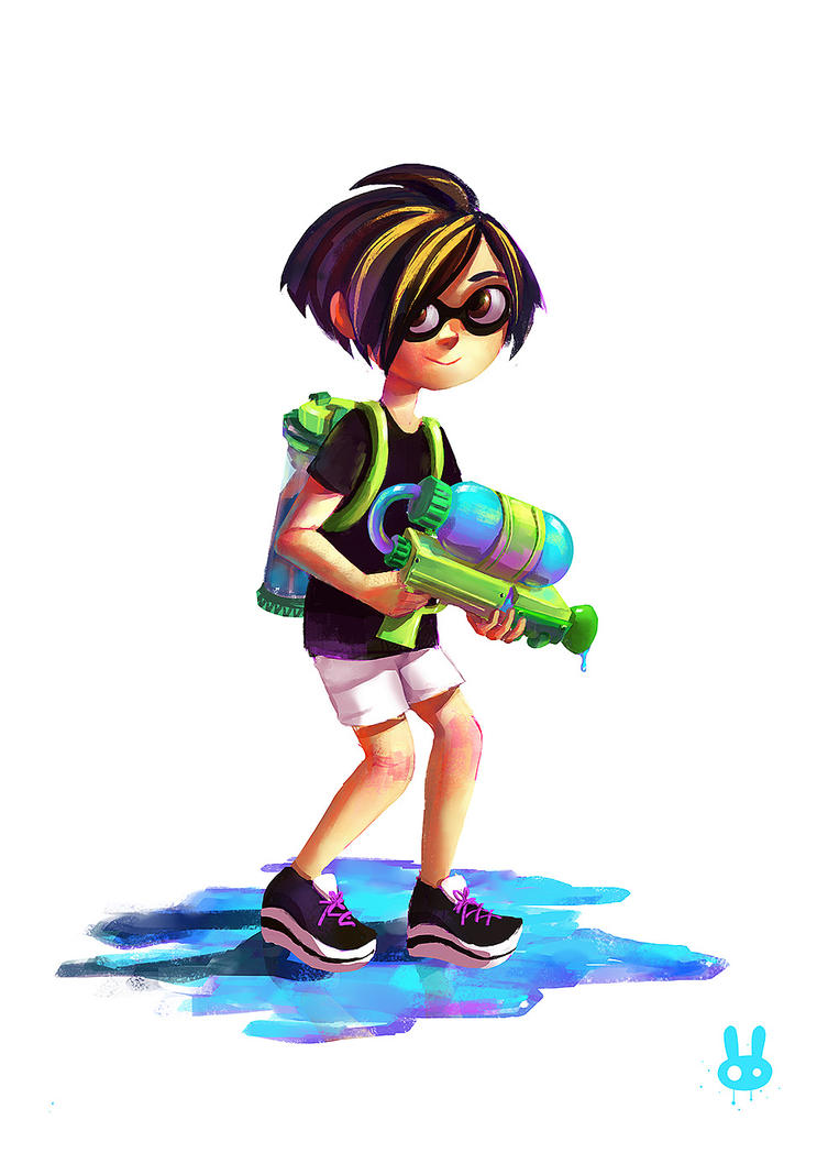 SPLATOON ID by Noxmoony