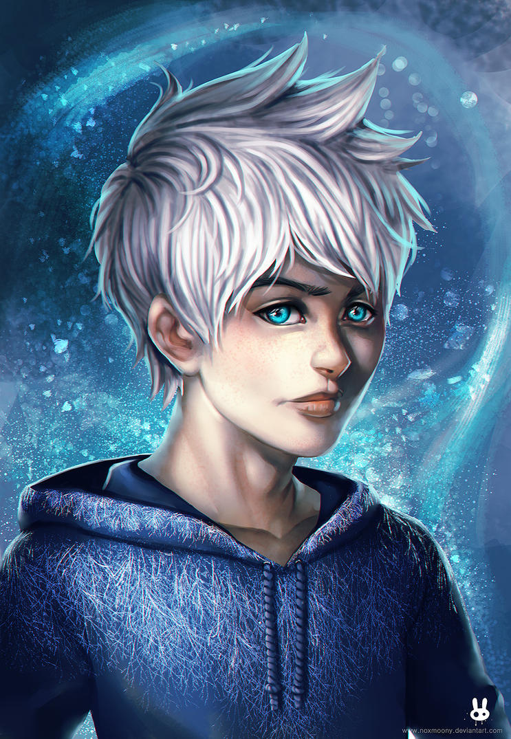 Day 11: Jack Frost by Noxmoony