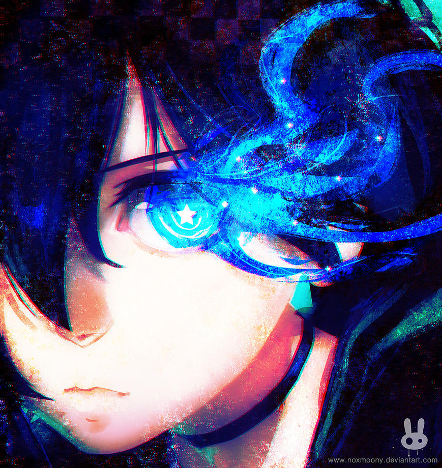 Day 16: Black Rock Shooter by Noxmoony